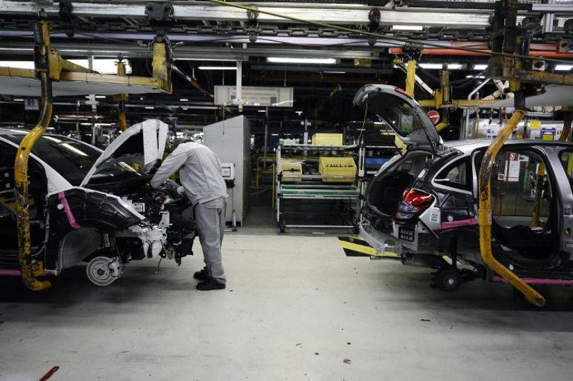 Psa la derni re voiture de l usine d aulnay sortira le 25 octobre project lead - Garage peugeot aulnay sous bois ...
