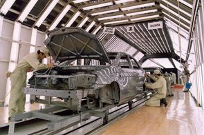 Toyota Motor Manufacturing Turkey - Paint Shop